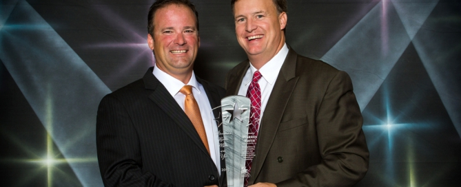 Kevin Nunn, VP of Construction (l) and Warren Smith, President (r)
